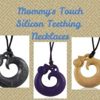Super Cute Teething Necklaces from Mommy's Touch