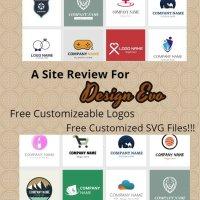 Design Evo: Free Customized Logos & SVG Files