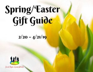 2019 Easter & Spring Gift Guide