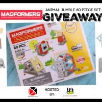 Magformers Animal Jumble Giveaway @MAGFORMERSLLC @SMGurusNetwork