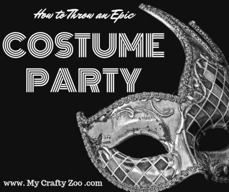 How To Throw An Epic Costume Party