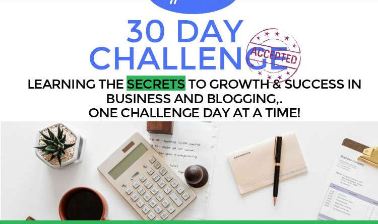 Traffic Secrets: 30 Day Challenge--> Accepted!