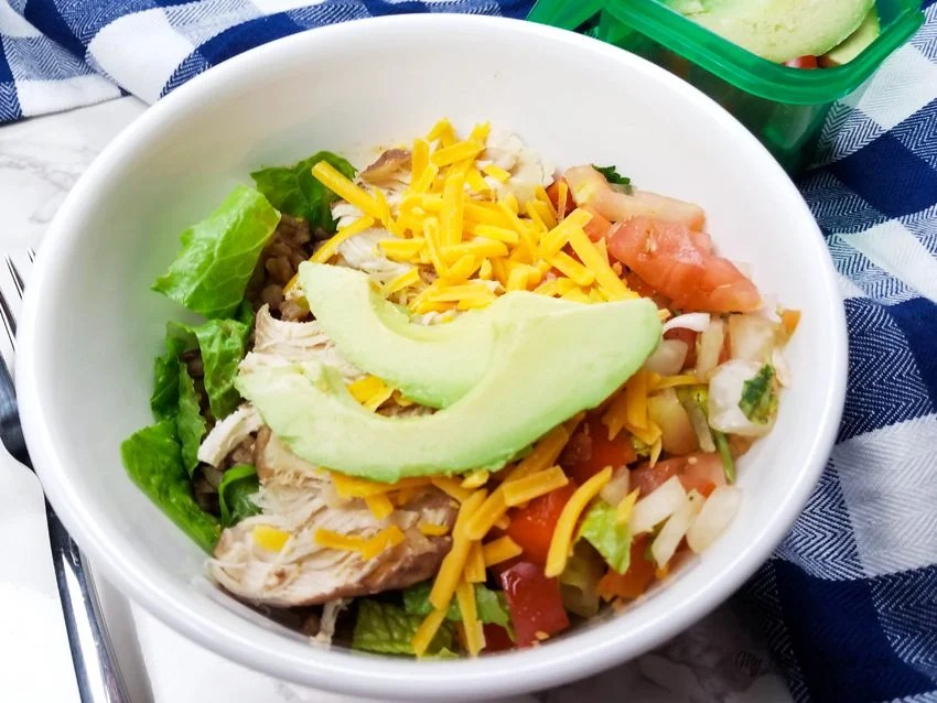 Instant Pot Burrito Bowl Recipe -chicken weight watchers recipes-chicken weight watchers-chicken weight watchers recipes easy-chicken weight watchers recipes crockpot-chicken weight watchers meals