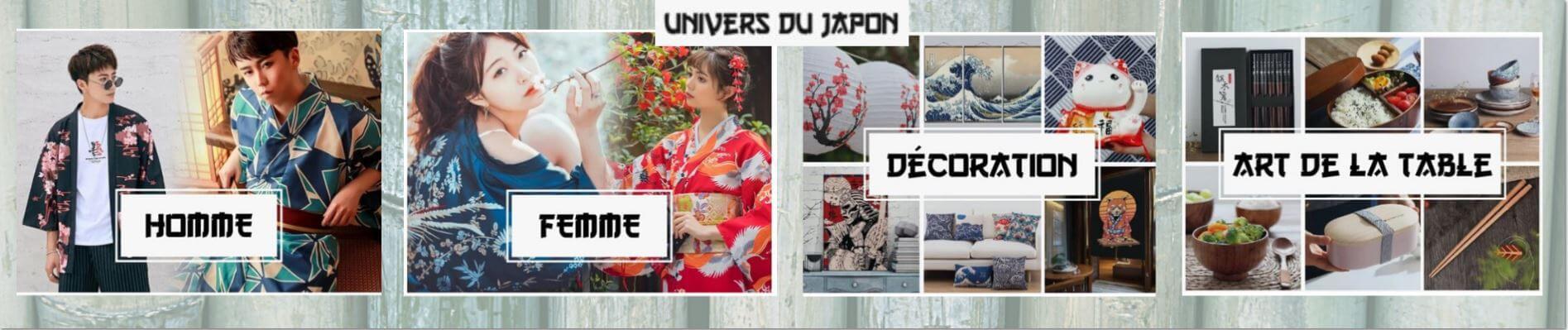 Univers du Japon - MycrazyJapan