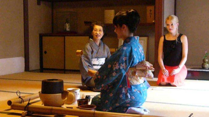 La cérémonie et la culture du thé au Japon - MycrazyJapan