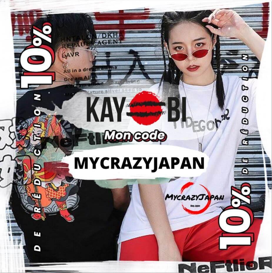 Kayobi - MycrazyJapan -10%