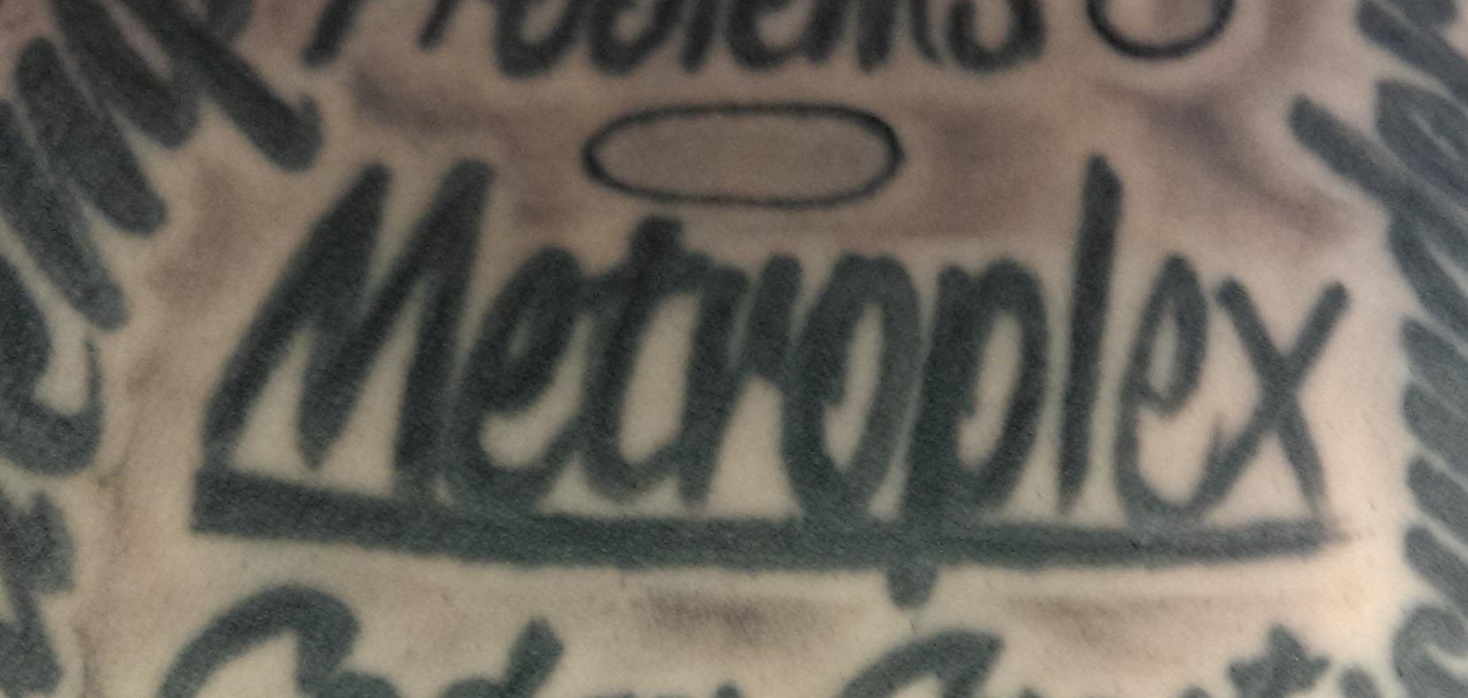 Metroplex Hospital Tattoo