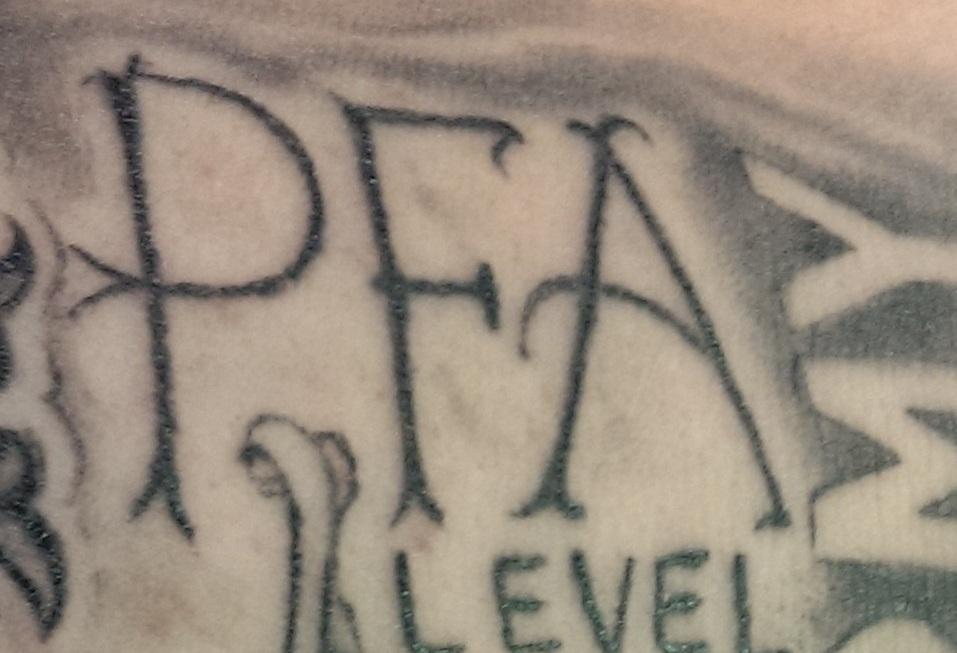 Park Forest Academy Tattoo