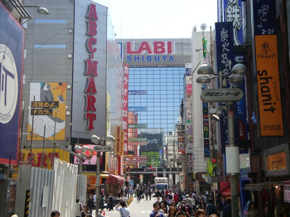 Harajuku, Shibuya and a Visual Kei Live (6/6)
