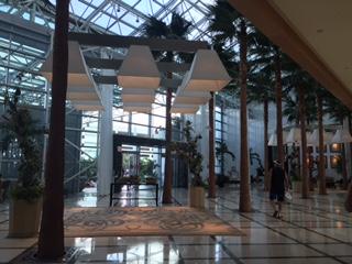 Reno starting in lobby