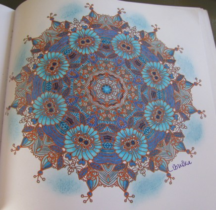 Enige Echte Mandalaboek 1