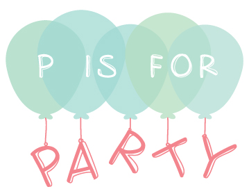 P-is-for-Party logo