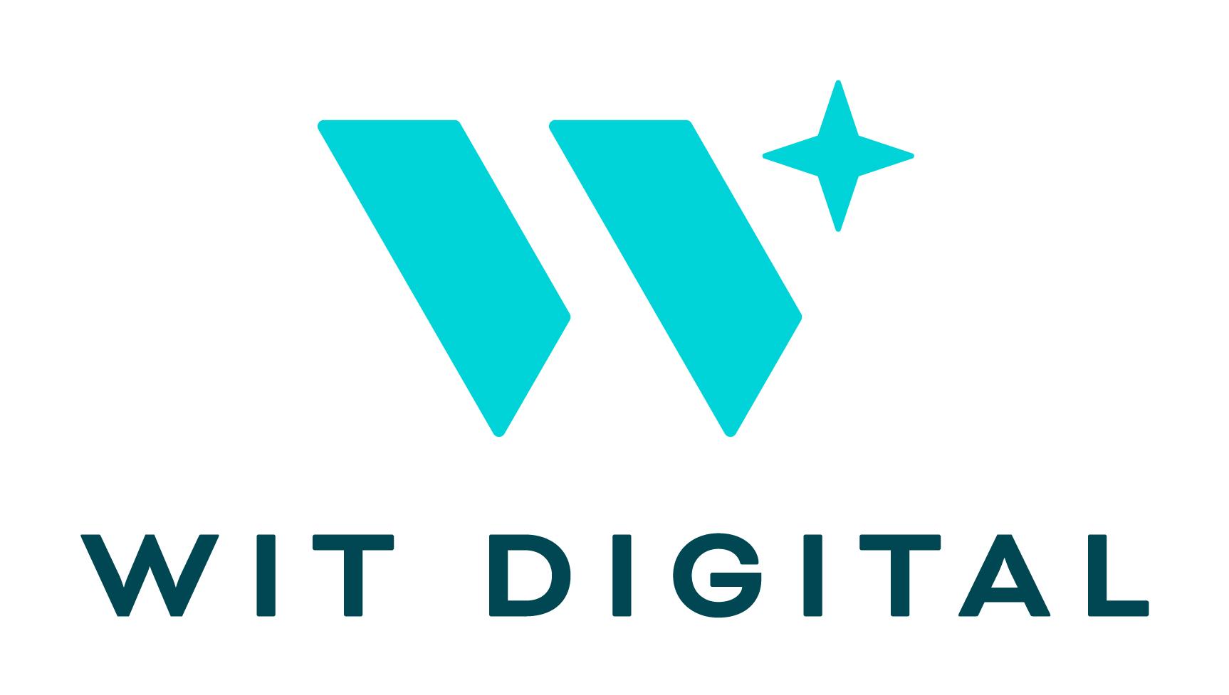 Wit Digital Primary logo