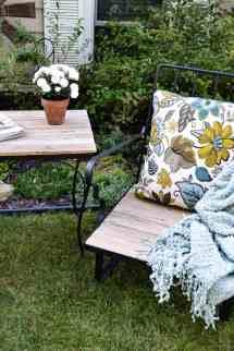 Diy Outdoor Furniture Makeover - Creative Days
