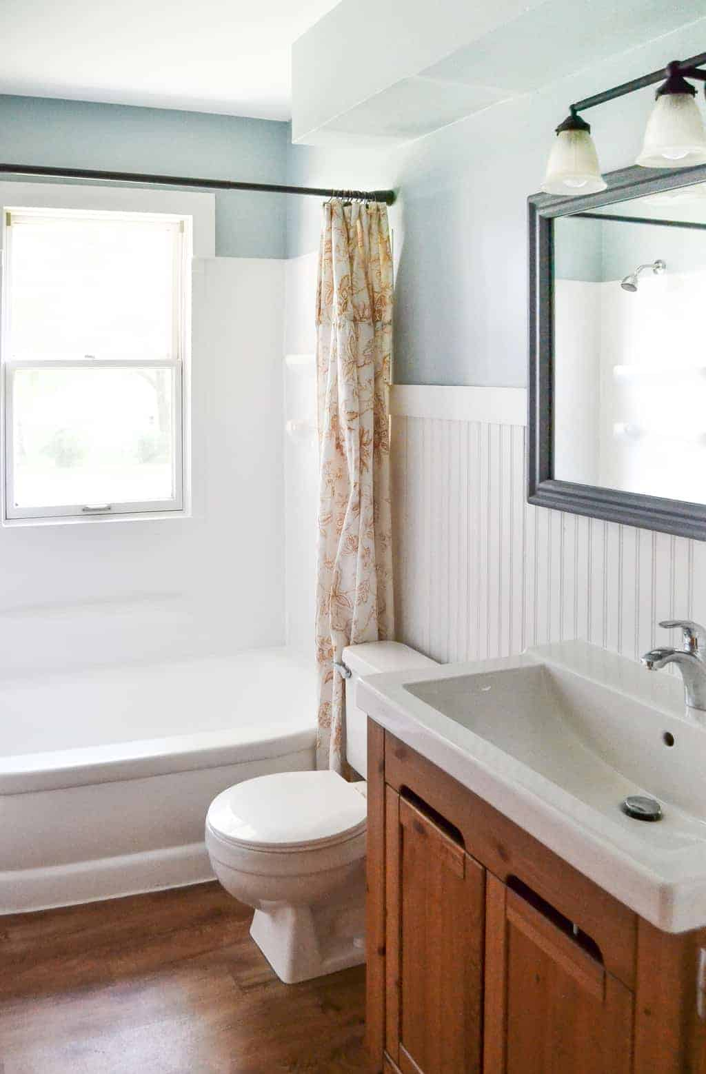 Budget Bathroom Makeover That Looks Expensive  My