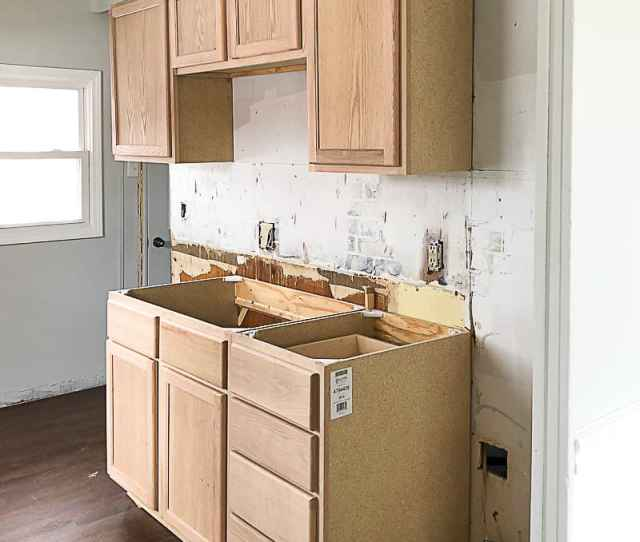Pin This  C2 B7 If You Are Thinking About Adding Unfinished Wood Cabinets To Your Home Or A Flip House