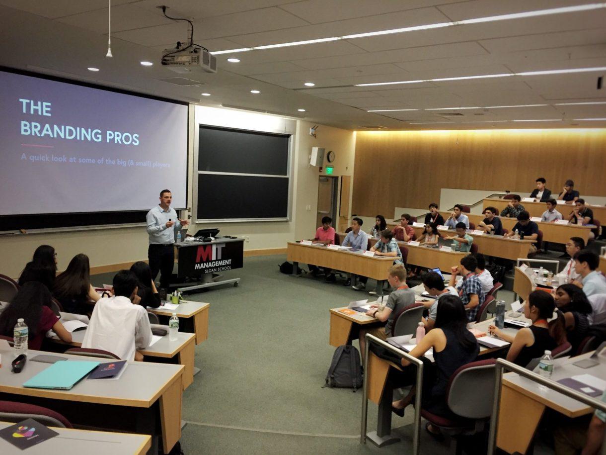 David Henderson at MIT - My Creative Edge