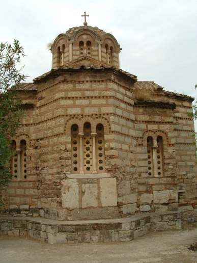 The church of the Saint Apostles/Ο ναός των Αγίων Αποστόλων