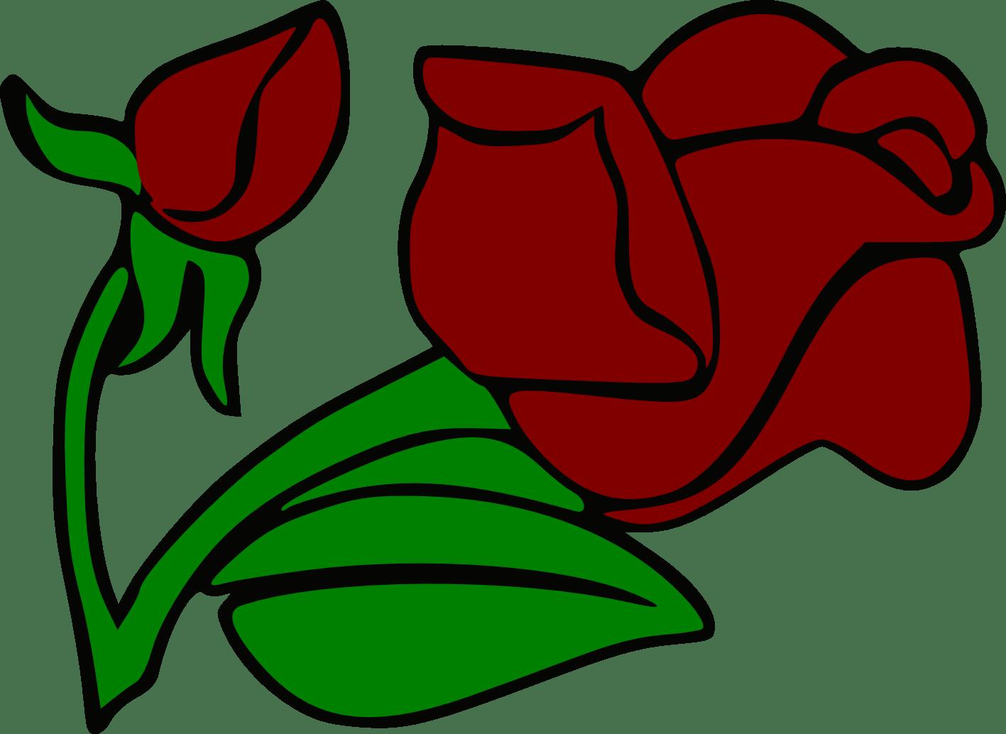 2 Roses SVG « My Cricut Scrapbooking