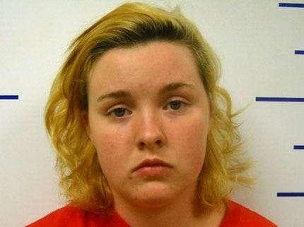Kaleigh Fryer Teen Killer