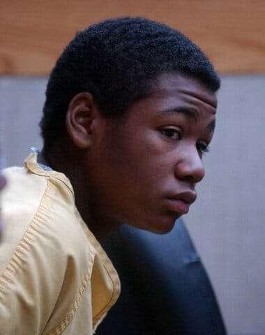 Thomas McCloud Jr Teen Killer Thomas McCloud Jr Teen Killer Murders 2 Homeless Men