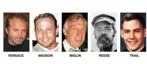 Andrew Cunanan victims