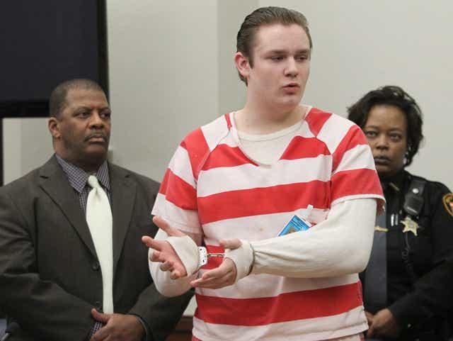 Brogan Rafferty Teen Killer