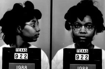 Frances Newton execution 1