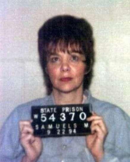 Mary Samuels Women On Death Row