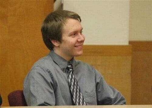 Michael Swanson teen killer photos
