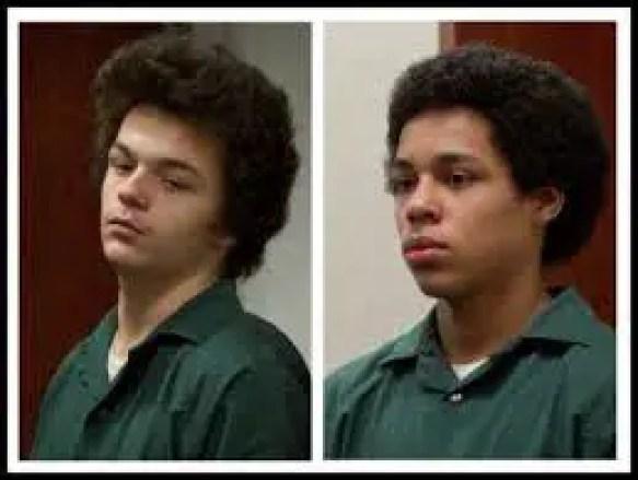Quentin Schafer and Carlos Delgado Teen Killers