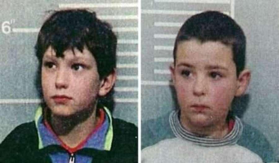Robert Thompson and Jon Venables Teen Killers