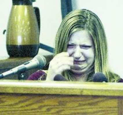 Stephanie Olsen Teen Killer Stephanie Olsen Teen Killer Murders Mother