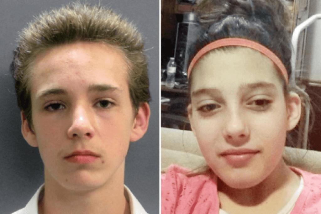 Tristan Potts Teen Killer Tristan Potts Teen Killer Murders Sister