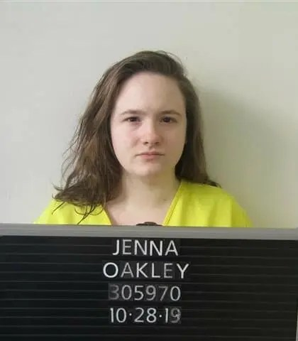 jenna oakley 2020 photos Jenna Oakley Teen Killer Murders Stepmother