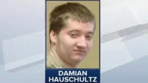 Damian Hauschultz teen killer