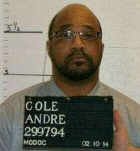 Andre Cole - Missouri