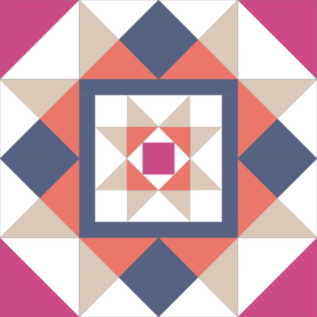 Barn Dance Quilt free pattern