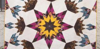 Stardust Quilting free pattern 2020