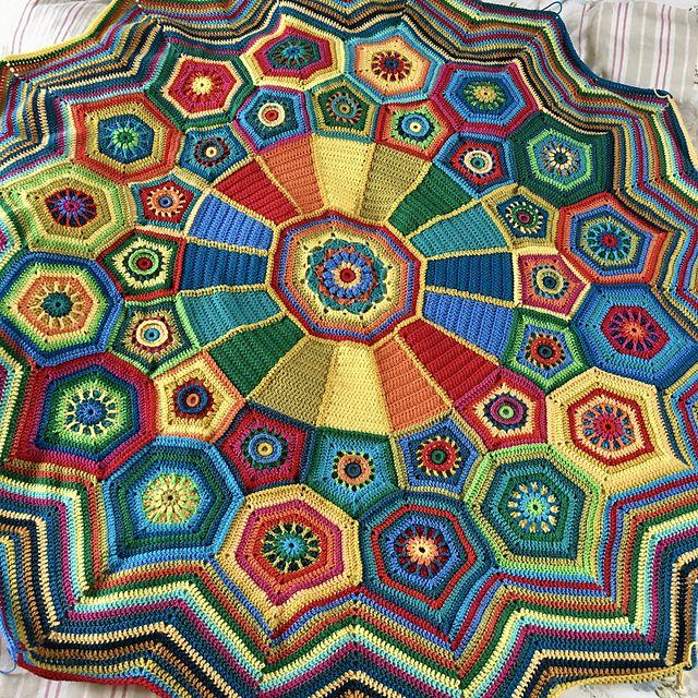 Carousel Crochet Along
