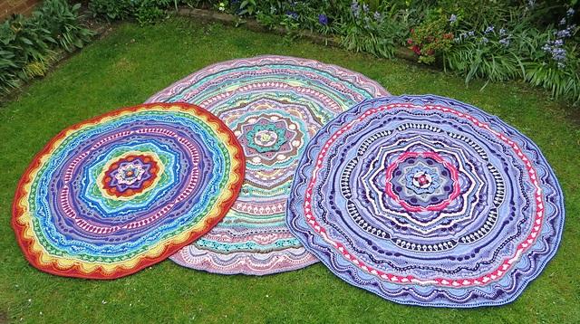 Mandala Madness Crochet