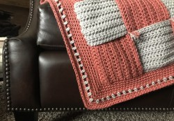 3 Magnificent Details of Stash Buster Crochet Blanket Woven In Time Sofa Blanket Crochet Along Cal Materials Dates