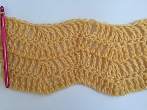 A Chevron Crochet Blanket Basic Guide Ultimate Guide To Chevron Crochet Red Heart