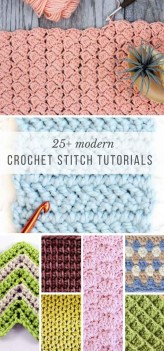 Afghans Crochet Patterns 30 Crochet Stitches For Blankets And Afghans Many With Video