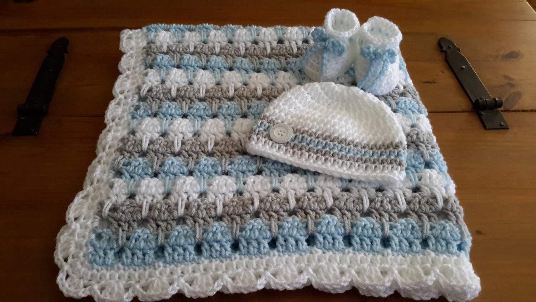 Basic & Standard Patterns for Boy Blanket Crochet 47 Awesome 40 Stylish Ba Boy Crochet Blanket Patterns For 2019