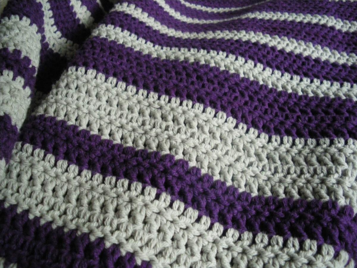 Basic & Standard Patterns for Boy Blanket Crochet Ba Boy Blanket Crochet Stripe Crochet Blanket Afghan Fondos De