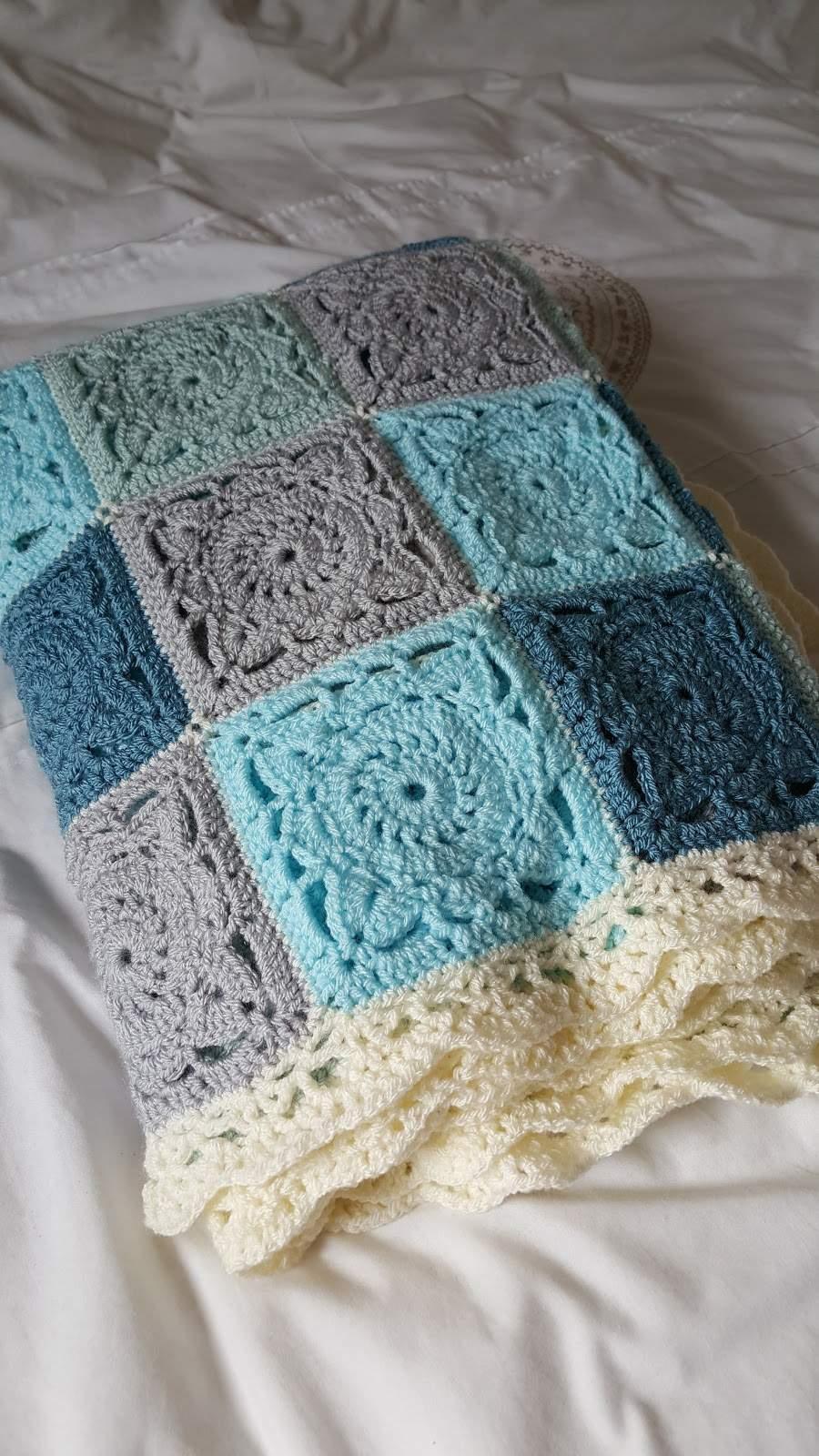Basic & Standard Patterns for Boy Blanket Crochet Lovely Ba Boy Blanket Crochet Patterns Ba Boy Crochet Blanket