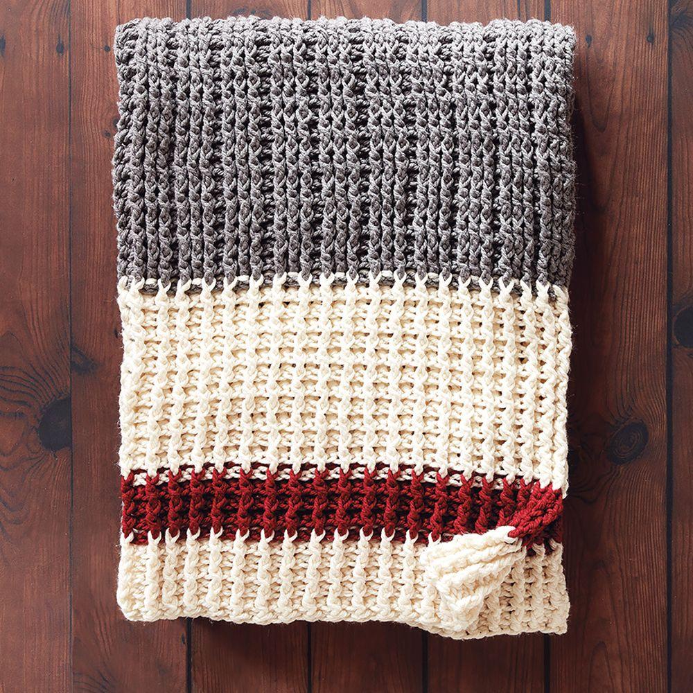 Best Products to Make with the Chunky Yarn Crochet Pattern Free Lumberjack Crochet Pattern