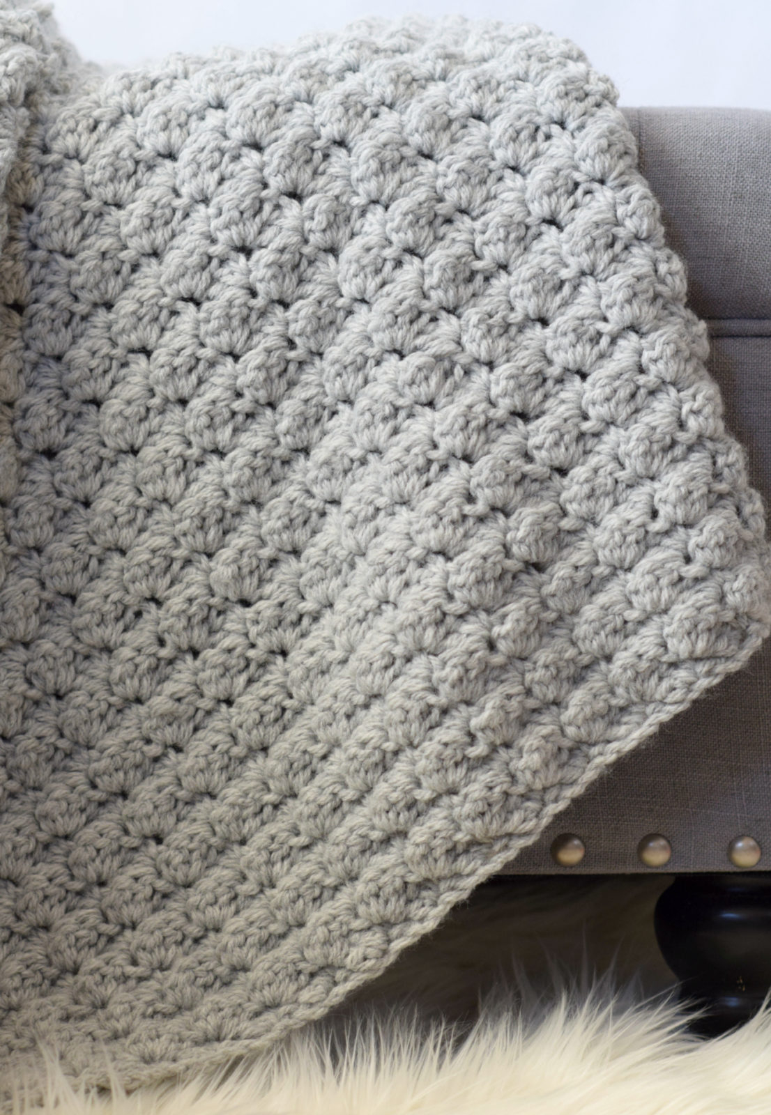 Best Products to Make with the Chunky Yarn Crochet Pattern Inspirations Best Collection Of Perfect Bernat Blanket Yarn
