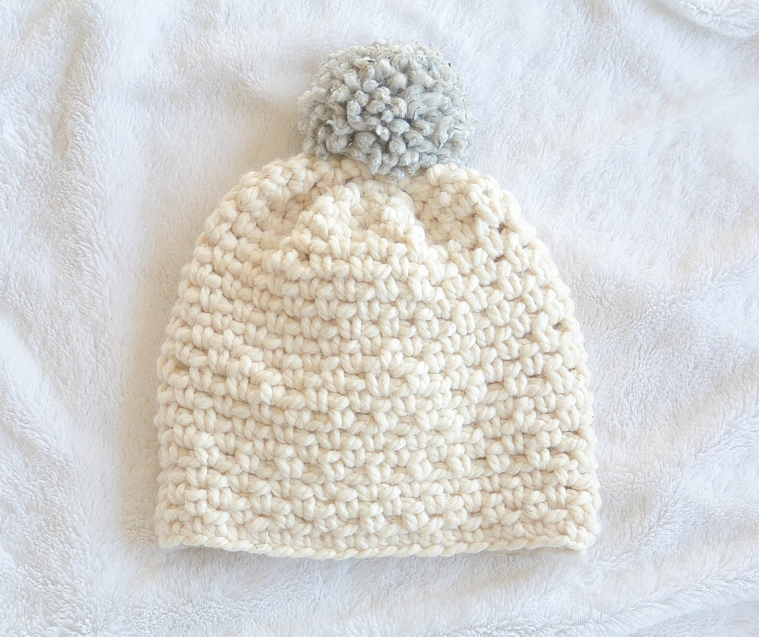 Best Products to Make with the Chunky Yarn Crochet Pattern Ski Lodge Chunky Crochet Pom Hat Pattern Mama In A Stitch